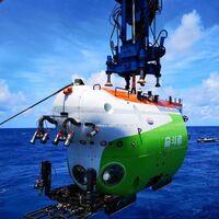 China en busca de conquistar las profundidades marinas: su sumergible ha descendido 10.909 metros en la Fosa de las Marianas