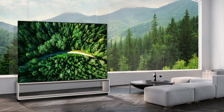 LG pone a la venta su televisor OLED 8K de 88 pulgadas