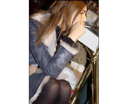Foto de Los vicios de las modelos (2/16)