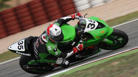 Kenny Noyes de vuelta a por la corona del CEV con Kawasaki Palmeto en Moto2