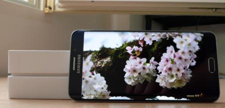 Pantalla AMOLED Galaxy S6 Edge Plus