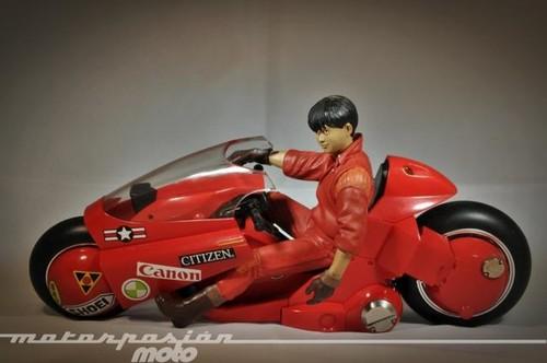 Y si la moto de Shōtarō Kaneda fuese real, ¿cómo sería?