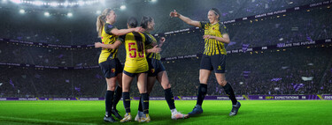 El fútbol femenino llegará a Football Manager por primera vez en la historia de la franquicia de simulación