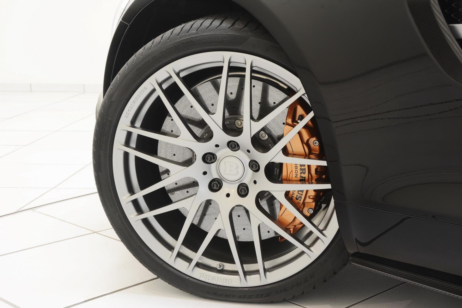Foto de Brabus Mercedes-AMG GT S (25/38)