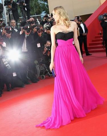 Alfombra roja de la ceremonia de clausura del Festival de Cannes 2010