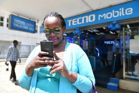 Transsion, así es el fabricante de móviles que triunfa en África con cámaras optimizadas para tonos de piel oscuros