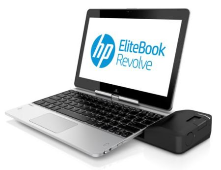 HP EliteBook Revolve, convertible Windows 8 para marzo