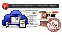 Aprovecha la promoción 'inicio de curso' de Ingebook para consultar gratis más de 450 libros online