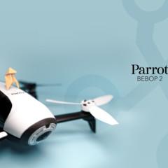 Soporte para Teléfono//Tablet Para Parrot Bebop 2 potencia edición 3rd Gen