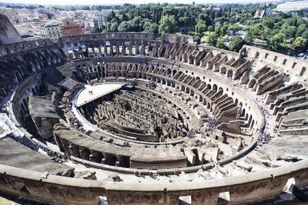 Finaliza la primera fase de la restauración del Coliseo financiada por el Grupo Tod's