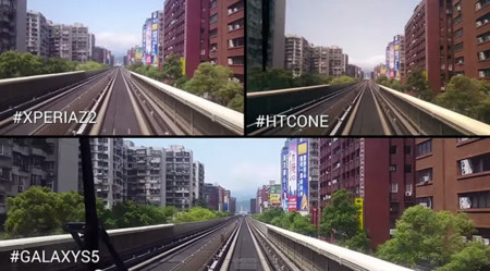 Comparando las estabilización del One M8, Galaxy S5 y Xperia Z2: Sony ha hecho un buen trabajo