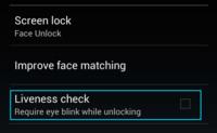 Jelly Bean mejora la seguridad del sistema de reconocimiento de rostros