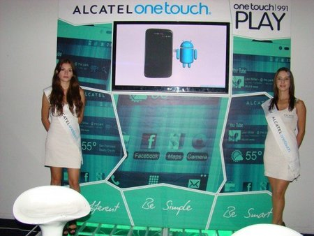 Alcatel presenta sus nuevos smartphones en México