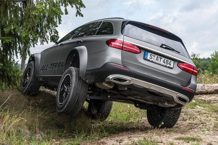 Mercedes Benz Clase E All Terrain 4x42 9