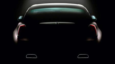 El Rolls-Royce Wraith nos enseña su majestuoso trasero