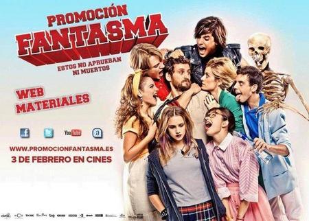 'Promoción fantasma', John Hughes a la española
