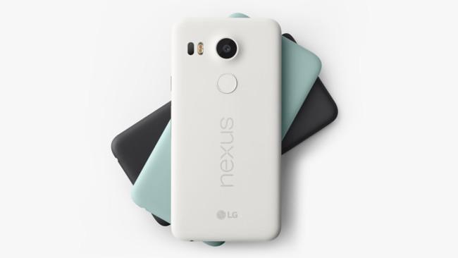 Nexus 5x 0 0