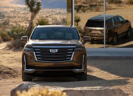 Cadillac Escalade 2021 Precio versiones y equipamiento en México 3