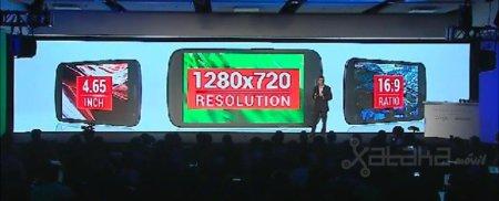 Samsung Galaxy Nexus, presentado oficialmente