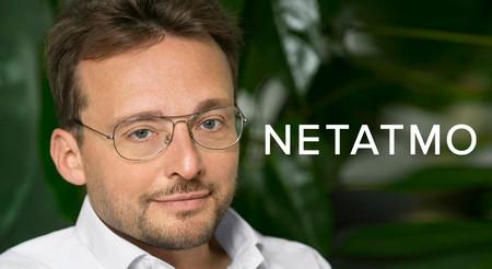 """""""No creo que debamos confiar en el reconocimiento facial para abrir la puerta de nuestra casa"""": Fred Potter, CEO de Netatmo"""