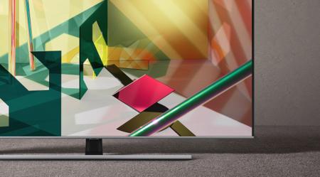 """Samsung 55Q70T a precio mínimo histórico en Amazon: una smart TV 4K QLED de 55"""" de 2020 con HDMI 2.1 para jugar por 699 euros"""