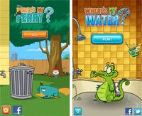 ¿Dónde está mi agua? y ¿Dónde está mi Perry? llegan a Windows Phone 8