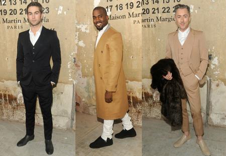 Famosos en H&M Nueva York
