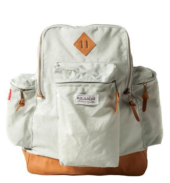 Mochila mountain Pull & Bear