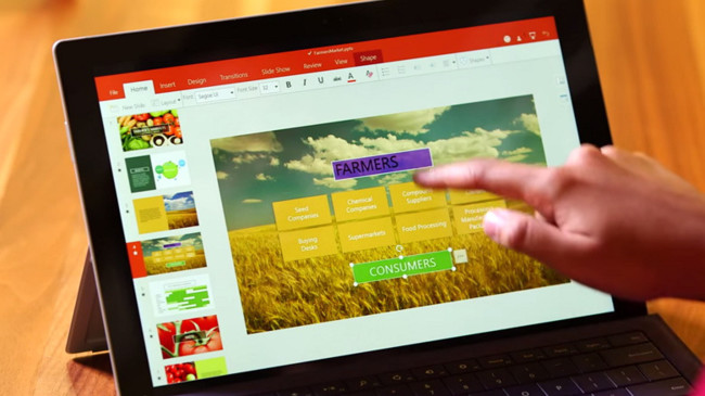 Office Touch Windows 10 Large
