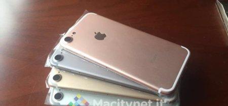 El iPhone 7 se pondría a la venta la semana del 12 de septiembre
