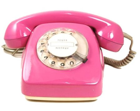 El teléfono de la abuela