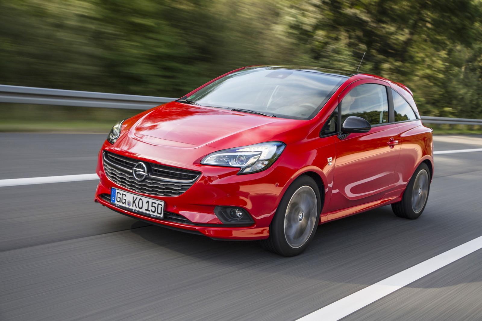 Foto de Opel Corsa S (2/7)