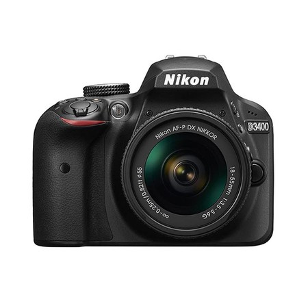 Nikon D3400 3