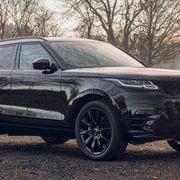 Range Rover Velar R-Dynamic Black, el deseo se viste de negro en esta Navidad