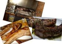 Mesón El Churrasco. Comer carne en Salamanca