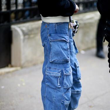 Los pantalones más buscados del street style los firma Attico (y ya están agotados)