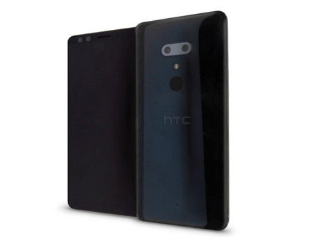 HTC U12+: primera imagen y características confirmadas por Evan Blass