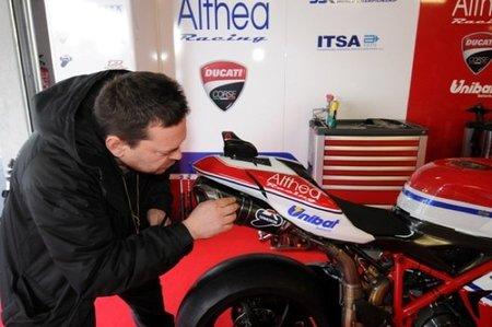El FIM Superbike ya implanta cámaras subjetivas