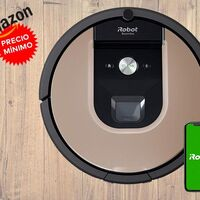 Superrebajado y a precio mínimo: Amazon te deja el Roomba 966 por menos de la mitad, a 349 euros
