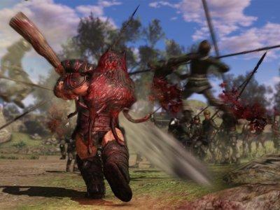Wyald protagoniza uno de los gameplay más salvajes de Berserk and the Band of the Hawk