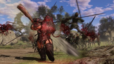 Wyald protagoniza uno de los gameplay más salvajes de Berserk and the Band of the Hawk