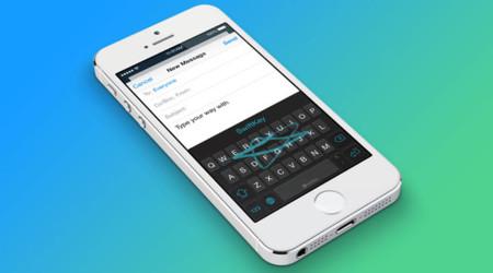 Swiftkey iOS8