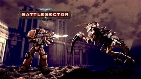 Marines y Tiránidos se verán las caras en brutales batallas por turnos en el recién anunciado Warhammer 40.000: Battlesector