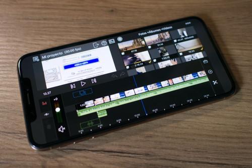 La edición de video en iOS es posible: equipo y primeros pasos