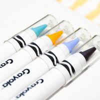 Probamos los Crayola Beauty by Asos, los lápices con los que volverás a tu infancia