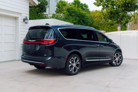Chrysler Pacifica 2021 Minivan Precio Mexico 4