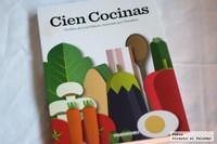 Cien cocinas. Libro de cocina