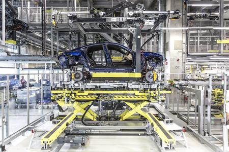 Porsche Taycan Fabricacion