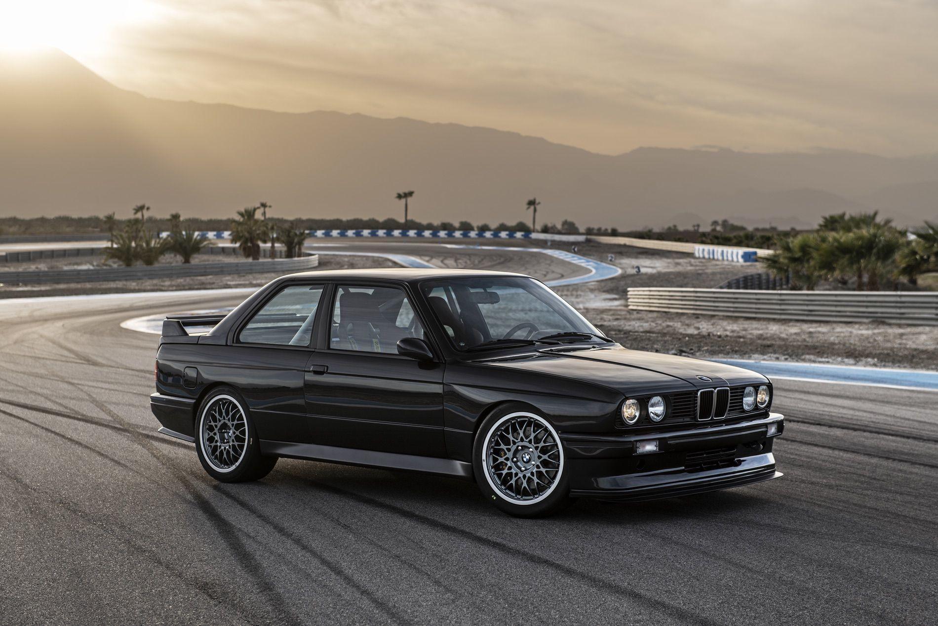 Foto de Redux BMW M3 E30 restomod (9/29)