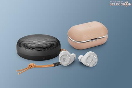 Consigue los auriculares Bluetooth sin cables Beoplay E8 y altavoz Beosound A1 de Bang & Olufsen por 380 euros en Amazon